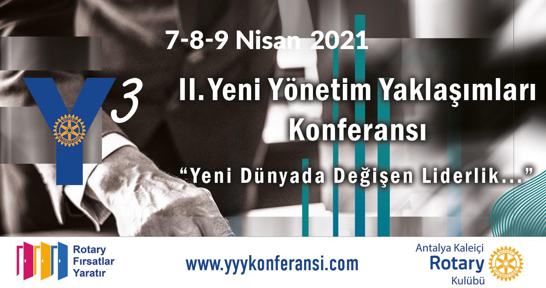 II. Yeni Yönetim Yaklaşımları Konferansı